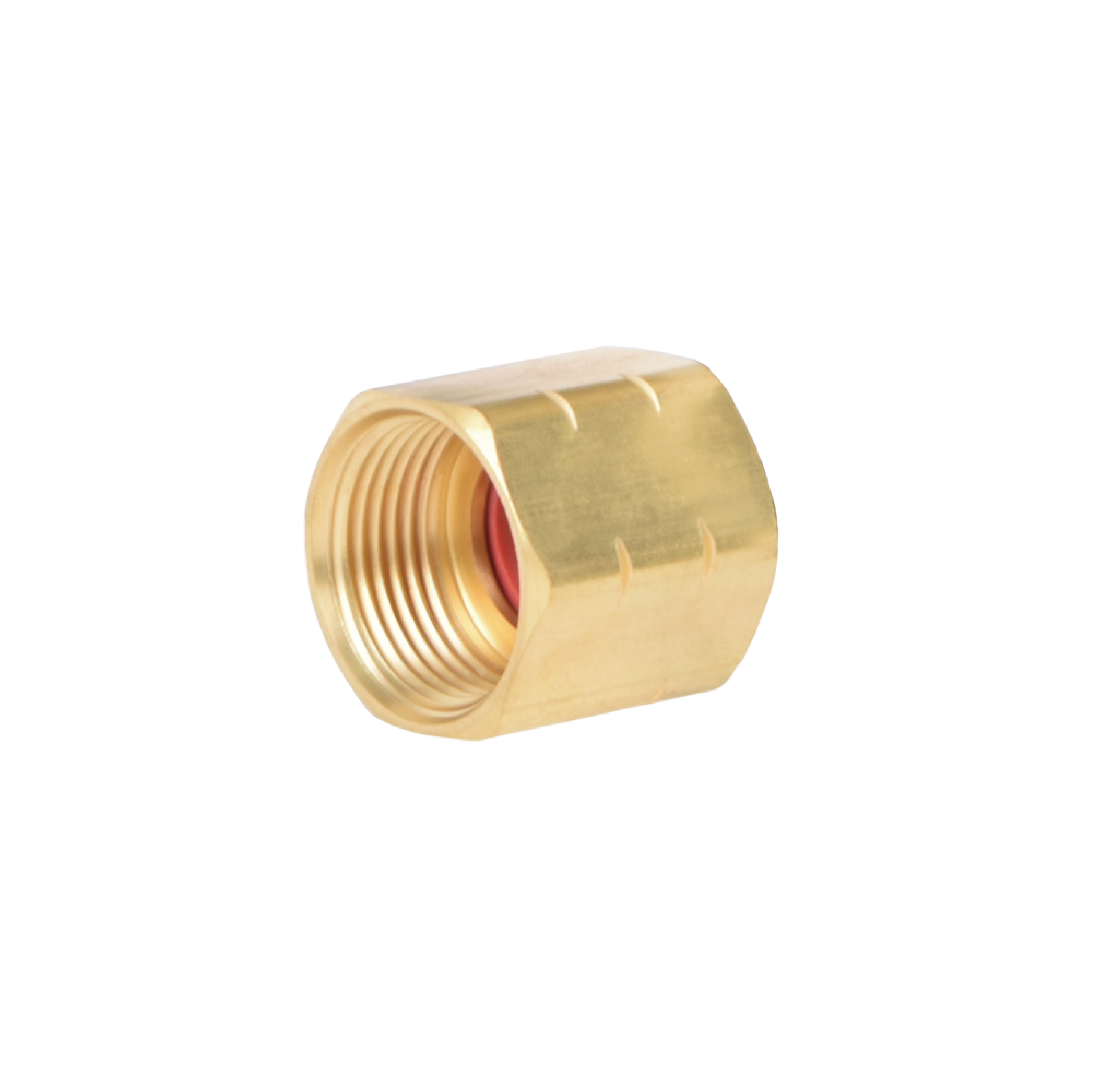 HOSE ADAPTER 3/4FH - 3/4FP