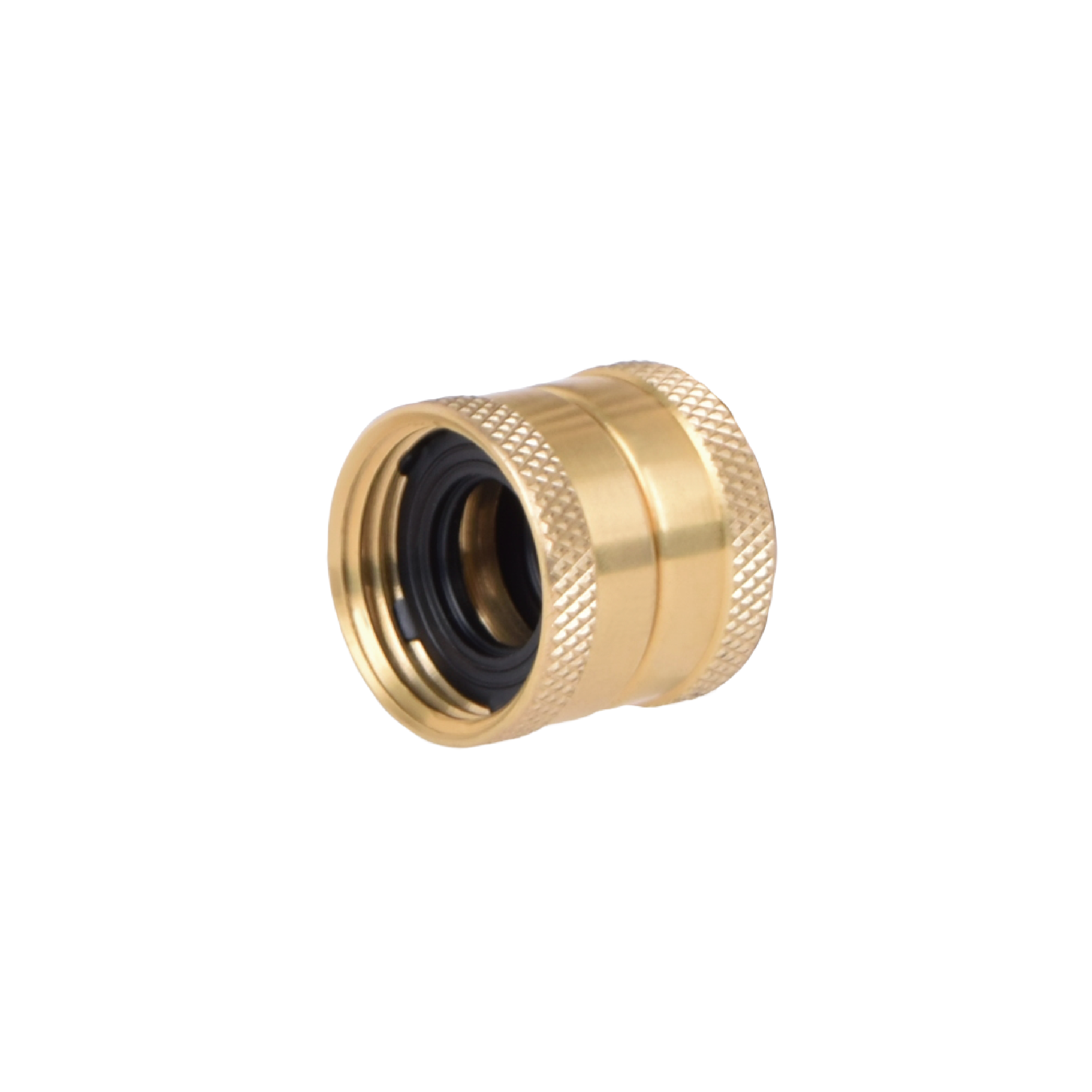 HOSE ADAPTER DOUBLE SWIVEL 3/4FH - 3/4FH